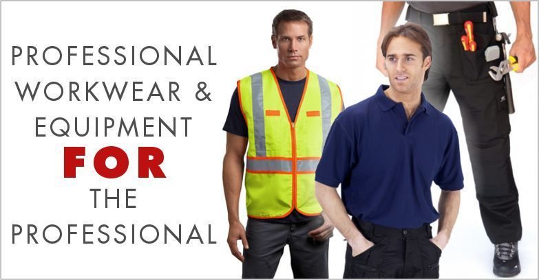 professional workwear for the professional